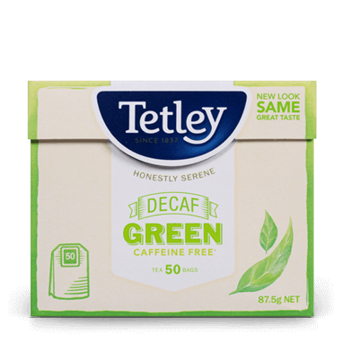 Tetley Decaf Green Tea